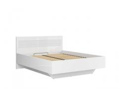 Miegamojo lova Flames LOZ/160/B Svetainės baldų kolekcija Flames