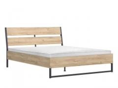 Miegamojo lova Gamla LOZ/160 Miegamojo baldų kolekcija GAMLA