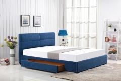 Miegamojo lova MERIDA mėlyna