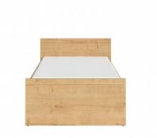 Miegamojo lova Porto LOZ/90 burlington Baldų kolekcija PORTO