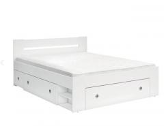Miegamojo lova STEFAN/160 Miegamojo lovos