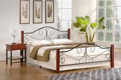 Miegamojo lova VIOLETTA 120 Miegamojo lovos