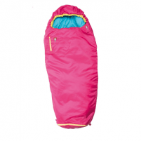 Miegmaišis Gruezi-Bag Kids Colorful grow, Sleeping bag, 140-180x65(45) cm, Rose Miegmaišiai