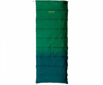 Miegmaišis Lite Blanket Žalia; 190 cm; Užtrauktukas dešinėje