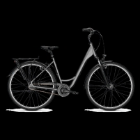Miesto dviratis Kalk Hoff 28WAAGATTU HS 8R8G 50M Miesto dviračiai