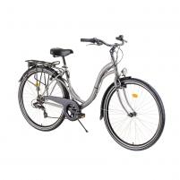 Miesto dviratis suaugusiems, ratai 28, rėmas 19 (ūgis 170-185cm) Reactor Swan City bikes