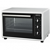 Mikrobangų krosnelė Camry CR 6007 Electric oven, Capactity 42L, Power 1800W, 2 heating modes, Timer, White