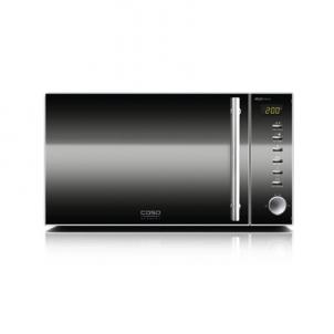 mikroviļņu Caso MG 20 Menu Microwave with Grill, Stainless steel exterior/interior Mikrobangų ir elektrinės krosnelės