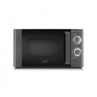 Mikrobangų krosnelė Caso Microwave oven 3307 M20 Ecostyle 20 L, Rotary, 700 W, Black, Defrost function, Free standing