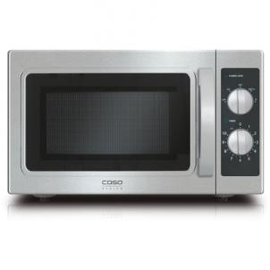 Mikrobangų krosnelė Caso Microwave oven CM 1000 29 L, 1000 W, Stainless steel, Free standing,