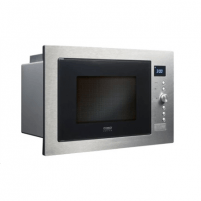 Mikrobangų krosnelė Caso Microwave Oven EMCG 32 Built-in, 32 L, Grill, Convection, Manual operation, 1000 W, Stainless steel, No Defrost