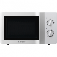 Microwave Daewoo KOR-6L65 Microwave oven/ 20L/700W/ White