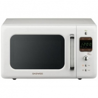 Microwave Daewoo KOR-6LBRW Microwave oven/ 20L/800W/ White