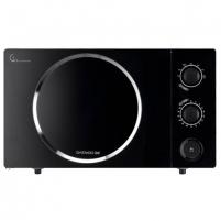 mikroviļņu Daewoo KOR-8A17 Microwave oven / 23L / 800W / Black