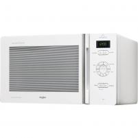 Mikrobangų krosnelė Microwave oven Whirlpool MCP346WH   25 l. Grill Crisp Steam White Mikrobangų ir elektrinės krosnelės