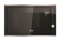 Mikrobanų krosnelė Microwave oven Beko MGB25333X Įmontuojamos mikrobangų krosnelės