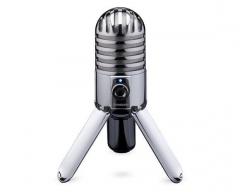 Mikrofonas SAMSON Meteor Mic USB Studio Ausinės ir mikrofonai