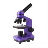 Mikroskopas Biolight100 violetinis Microscopes