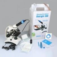 Mikroskopas Biolight300 su video kamera