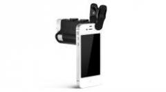 Mikroskopas išmaniajam telefonui Konusclip Microscopes