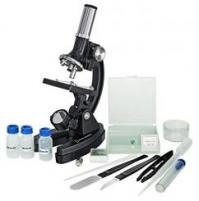 Mikroskopas National Geographic 300x-1200 Mikroskopi