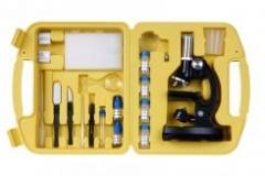 Mikroskopas-žaislas Lab Starter lagaminas Mikroskopi