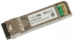 MikroTik S+85DLC03D 10GbE SFP+ SR-LC (SM) 850nm for CCR1036-8G-2S+/EM Unit