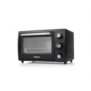 Mini krosnelė Tristar OV-1436 19 L, No, Electric, Black, 1300 W Mikrobangų ir elektrinės krosnelės