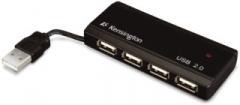 Mini šakotuvas Kensington Pocket Hub Mini 4 port USB2.0