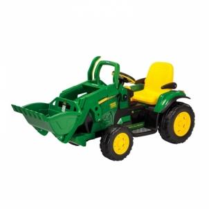 Mini traktorius John Deere Ground Loader Automašīnas bērniem