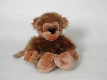 Minkštas žaislas Bezdžionėlė Čika BE-158 70 x 47 x 15 cm