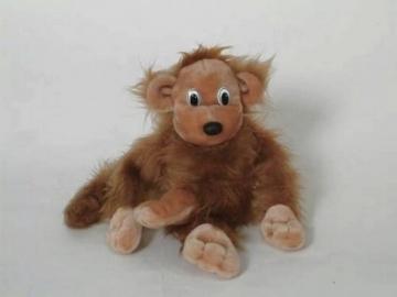 Minkštas žaislas Bezdžionėlė ilgakojė BE-164 50 x 30 x 18 cm Мягкие игрушки