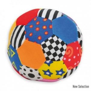 Minkštas žaislas kamuoliukas