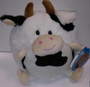 Minkštas žaislas Karvė - 25cm Minkšti žaislai