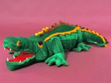 Krokodilas didelis KR-230 35 x 74 x 142 cm
