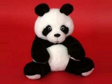 Minkštas žaislas Panda norka didelė PD-170 Minkšti žaislai