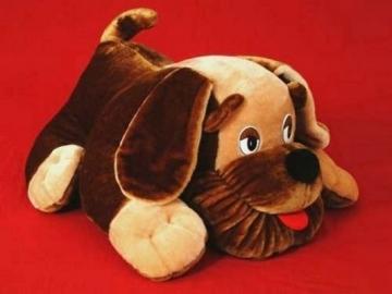 Šuo Džekas gigantas SD-2 37 x 55 x 80 cm Mīkstās rotaļlietas
