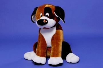Minkštas žaislas Šuo Nosiukas vidutinis SN-338 91 x 76 x 92 cm Minkšti žaislai