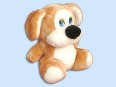 Dog Pupsiukas SP-2 26 x 24 x 15 cm Soft toys