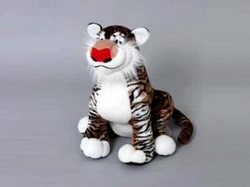 Minkštas žaislas Tigras sėdintis TG-227 76 x 64 x 64 cm Minkšti žaislai