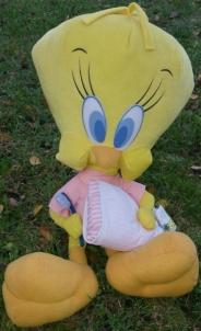Minkštas žaislas Viščiukas - 70cm Minkšti žaislai