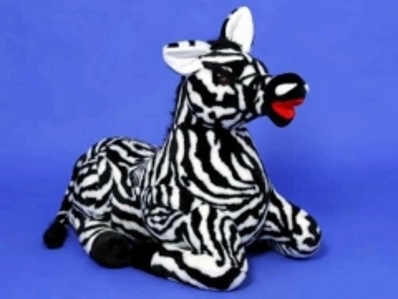 Minkštas žaislas Zebras ZE-278 78 x 55 x 102 cm Minkšti žaislai