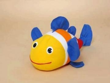 Minkštas žaislas Žuvytė Nemukas didelis ZV-302 38 x 38 x 82 cm Minkšti žaislai