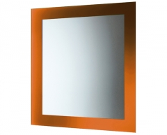 MIRROR MAINE 60X70 ORANGE