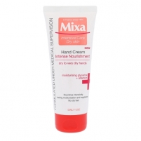 Mixa Hand Cream Intense Nourishment Cosmetic 100ml Hand care