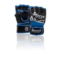 MMA pirštinės BOXEUR BXT-5135, mėlynos MMA-bušido