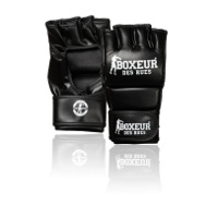 MMA pirštinės BOXEUR BXT-5137, juodos
