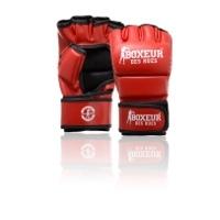 MMA pirštinės BOXEUR BXT-5137, raudonos