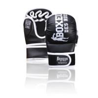 MMA pirštinės BOXEUR BXT-5211, juodos