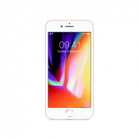 "Mobilais telefons Apple iPhone 8 Gold, 4.7 "", LED-backlit IPS LCD, 750 x 1334 pixels, Apple, A11 Bionic, Internal RAM 2 GB, 64 GB, Single SIM, Nano-SIM, 3G, 4G, Main camera 12 MP, Second camera 7 MP, iOS, 11, 1821 mAh, Warranty 12 month(s Mobilie tālruņi"